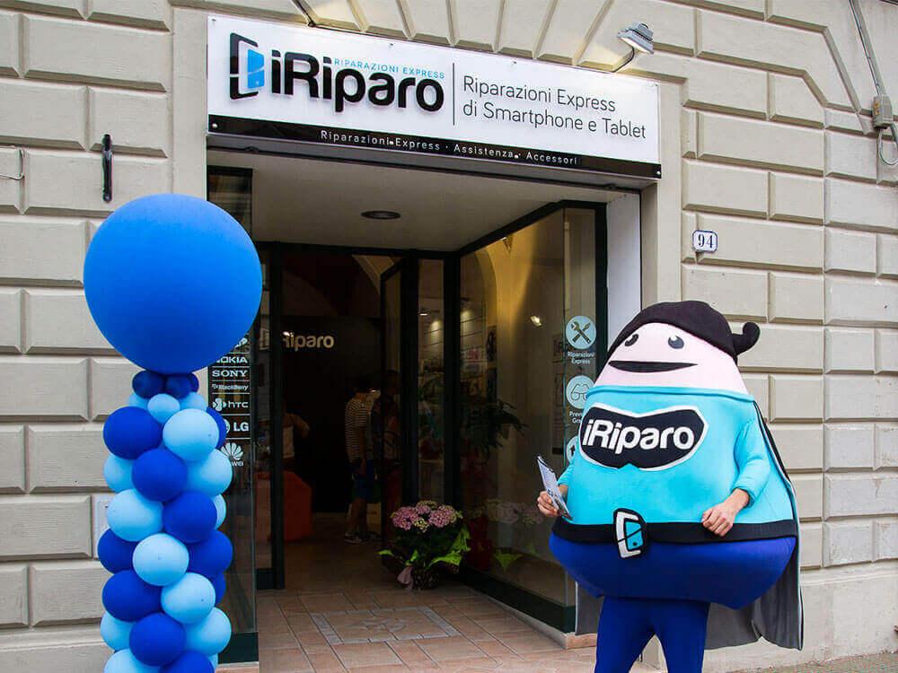 Chi siamo iRiparo - Negozi
